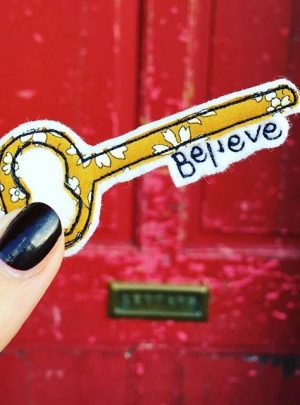 The key is to believe