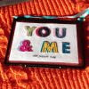 You and me customised picture